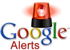 google alerst