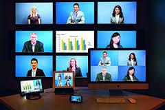 online konferans